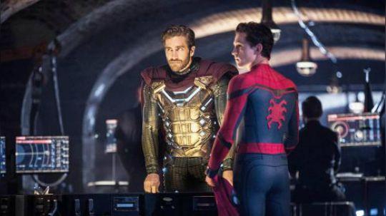 片片猜测《蜘蛛侠:英雄远征》 关注微信公众号:小片片说大片,给你更多宠粉福利!
