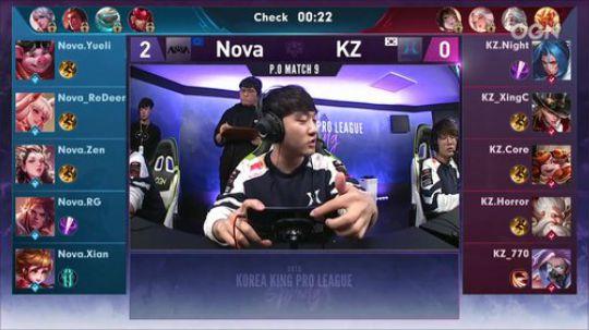 【季后赛】NOVA vs KZ 第三局-6.15