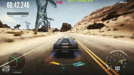 沙漠山谷(钻石-车2玩家必看细节)
