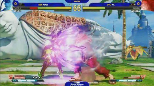 RZR Xian (Ibuki) VS UYU NL