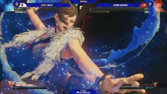 GRPT MOV (Chun-Li) VS Chris W