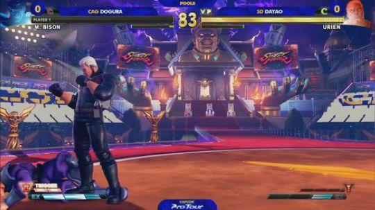 CAG Dogura (M.Bison) VS SD Da