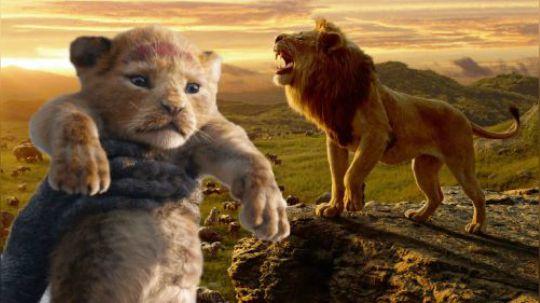 《狮子王》满屏回忆杀,你的小可爱辛巴荣耀大地成最强王者!