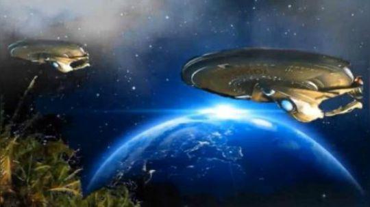 科幻短片:蓝色星球 概念创意 色彩创作 效果创作 创意短片 。