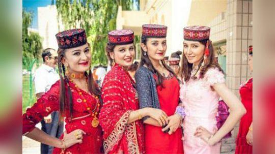 #民族风正当红# 《可爱的中国》之塔吉克族