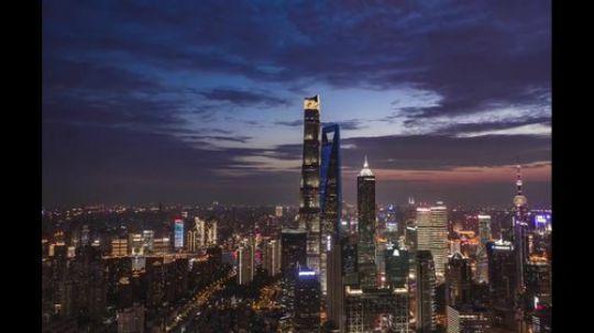 上海 航拍