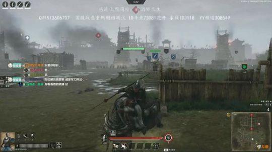 战意重燃删档测试登州城攻方游戏演示视频