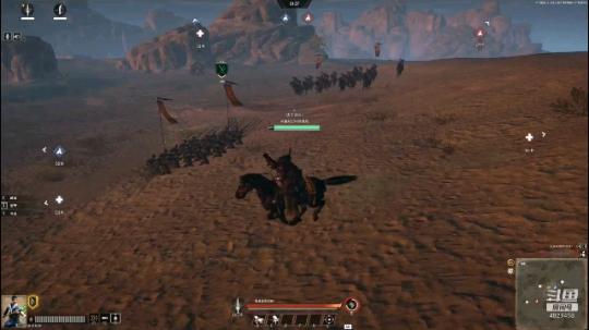 波兰翼骑兵关宁铁骑冲锋