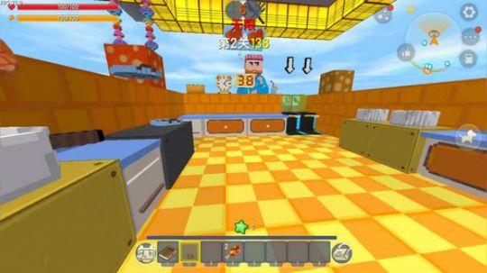 迷你世界:迷你队长餐厅小游戏地图一人通关局一起来看看吧~