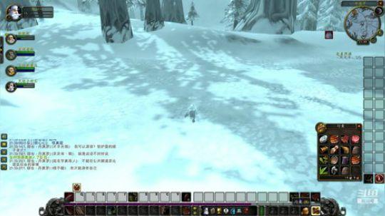 魔兽世界怀旧服测试联盟03