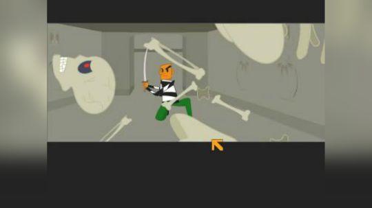 我也會RPG~木偶戰記(第三集)骷髏王