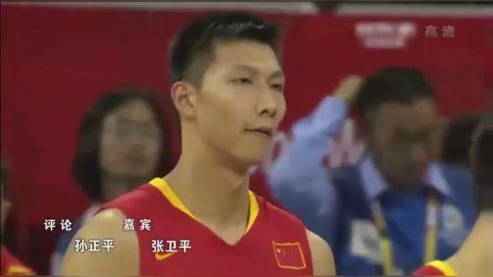 08年奥运会男篮中国vs美国以及周琦