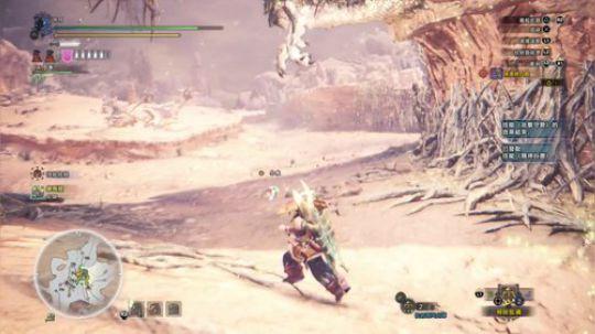 【PS4/MHWI】雌火龙:秘技—撞了南墙也不回头!