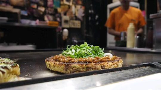 东京最好吃的お好み焼き店