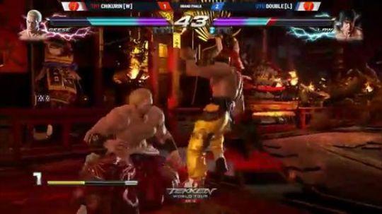 Double vs. Chikurin 格斗联盟04