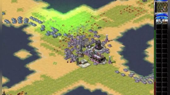 紅色警戒:經典坦克大戰一對多