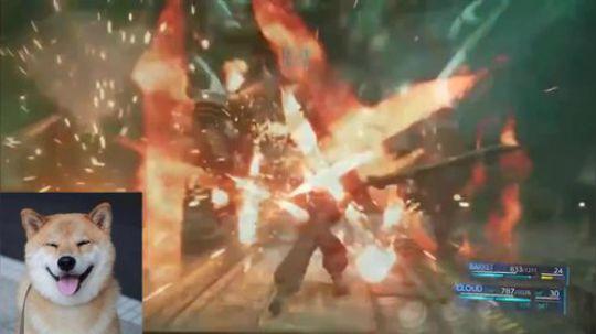 《最终幻想7 重制版》电视预告片两则,4月10日登陆PS4平