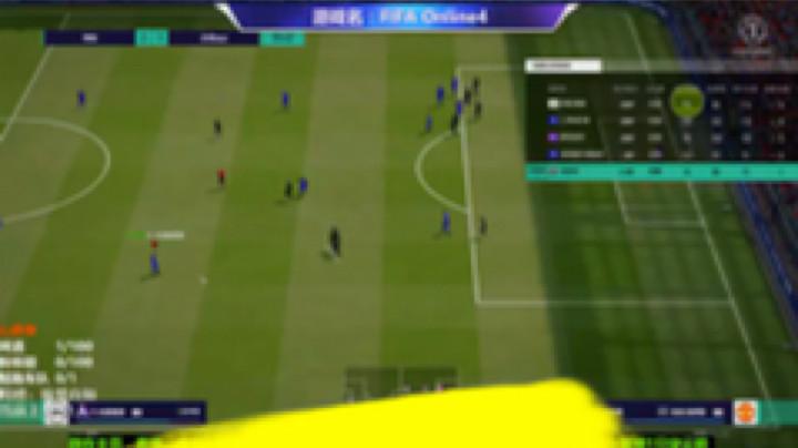 KS神秘FIFAOL4發布了一個斗魚視頻2020-09-02
