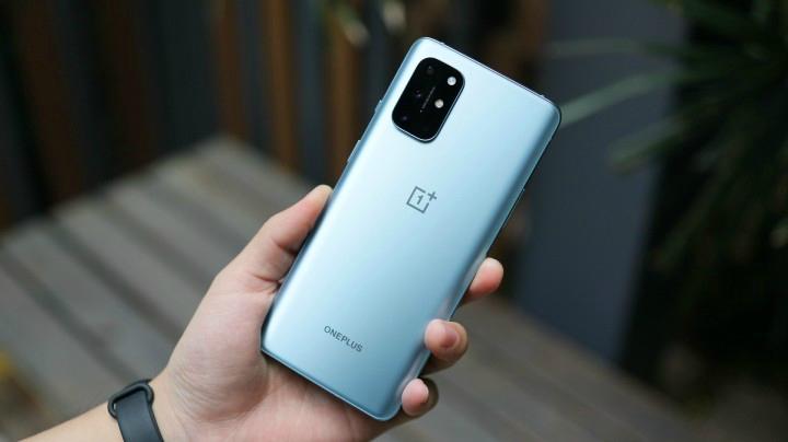 手機里的快銀:一加8T快速上手