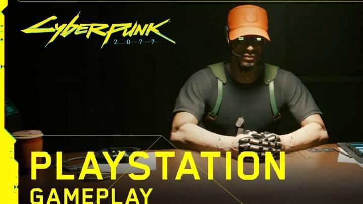 《賽博朋克2077》——PlayStation 實機演示畫面
