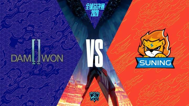 全球總決賽SN-DWG:王朝更替!Canyon千玨完美節奏 打穿SN