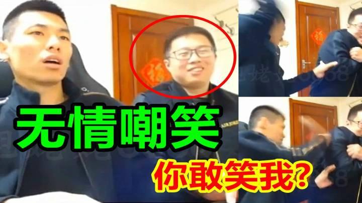 寶哥PK太菜,大龍貓在一旁偷笑!被寶哥發現后遭一頓狂揍!
