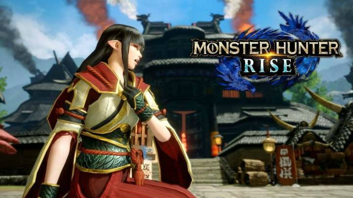 【日文版】《怪物獵人 崛起》TGA2020預告:試玩Demo將在1月上線