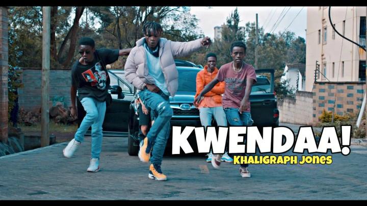 KWENDAA ! - Khaligraph Jones  