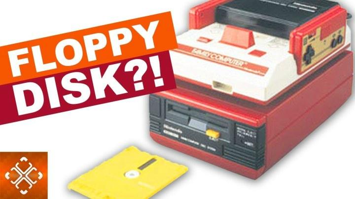 The Nintendo Famicom Disk Syst