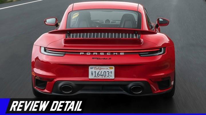 2021 NEW Porsche 911 Turbo s (