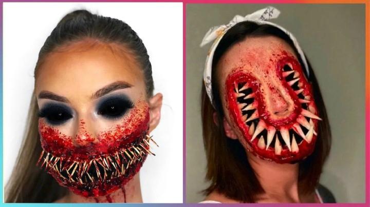 Halloween Makeup Artist Who Ar