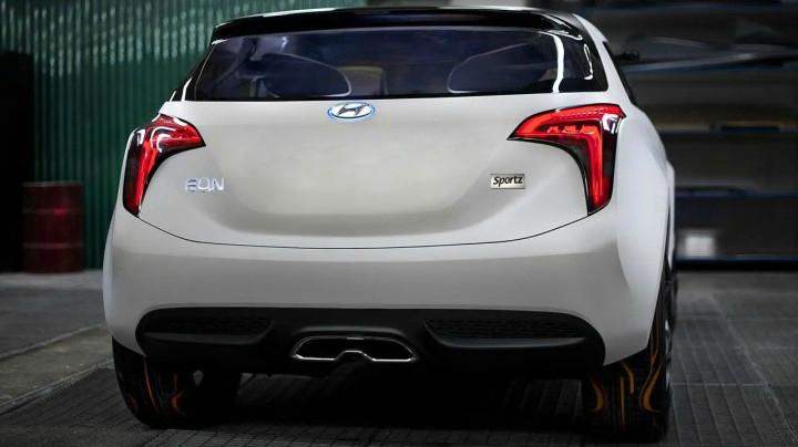 New 2020 Hyundai EON V2.O AX S