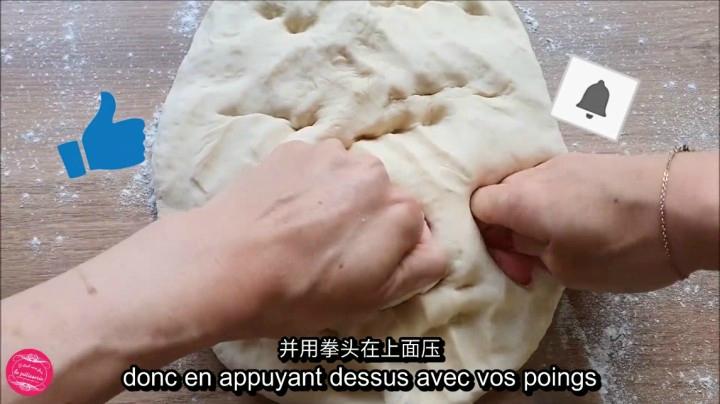 【童話甜餅屋】巧克力夾心酥脆面包