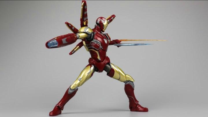 【型模玩賞】御模道E-MODEL 鋼鐵俠IRONMAN MK