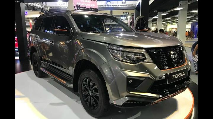 All New 2020 Nissan Terra | Th